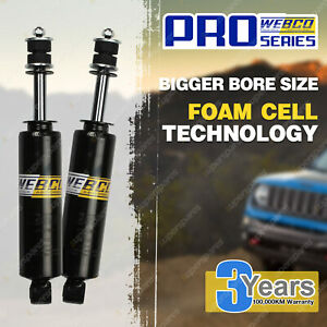 """2"""" Lift Front Foam Cell Shock Absorber for Ford Courier PC PD PE PG PH 87-06"""