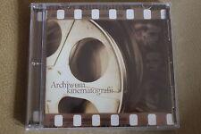Paktofonika - Archiwum Kinematografii CD - Polish Release - POLSKI HIP HOP