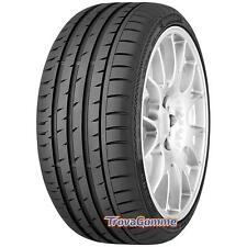 KIT 2 PZ PNEUMATICI GOMME CONTINENTAL CONTISPORTCONTACT 3 E SSR FR * 225/45R17 9