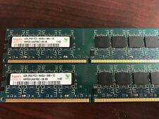 8GB KIT Hynix  DDR2 800MHZ PC2 6400U (2X4GB) DIMM FOR Desktop