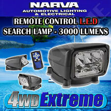 NARVA High Quality Remote Control LED Search Light Lamp Boat Marine 3000 72802