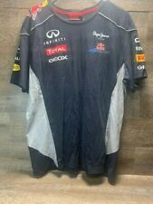 Pepe Jeans London Sz XXL Red Bull F1 Racing Formula One Team TShirt