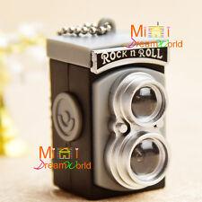 1/6 Barbie Blythe Dollhouse Miniature Vintage BLACK Camera
