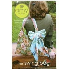 AMY BUTLER Pattern SWING BAG Shoulder Bag Tote + Scarf Sash Midwest Modern