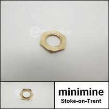 Classic Mini Brake Light Pedal Switch Brass Lock Nut BMK1903A INC. FREE POST