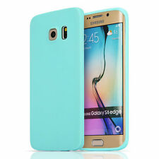 Silicone/Gel/Rubber Fitted Cases for Samsung Galaxy S7 edge