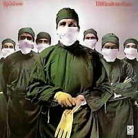 RAINBOW Difficult To Cure CD BRAND NEW Ritchie Blackmore