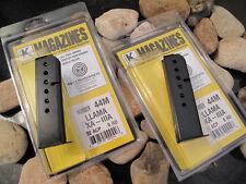 2-Pack Fits LLAMA MicroMax MiniMax IIIA 3A XA MAGAZINE .32 Mag 32 acp 8 RD LAMA