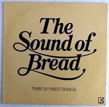The Sound Of Bread - Original Vinyl LP - ELK 52062 - Elektra - VGC