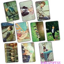 10pics BTS BANGTAN BOYS KPOP CARD STICKERS IN BLOOM PT.2 JHOPE SUGA JUNG KOOK
