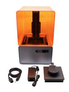 Formlabs Form 1+ SLA Resin 3D Printer Used