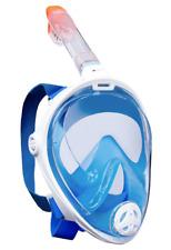 Aquatics Full Face Mask - Tauchmaske - Vollgesichtsmaske - Größe L/XL - SC243112