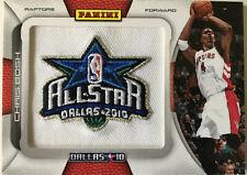 NBA Basketball - CHRIS BOSH -  Panini Team Logo All-Star Patch Card 250/499