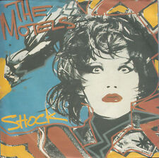 THE MOTELS Shock / In The Jungle 45