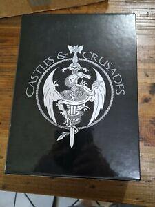 Castles and Crusades RPG - Kickstarter Edition! RARE!