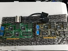 STB 3DFX Voodoo2 1000 12MB 100MHz PCI 12mb x2 with sli and vga link cable