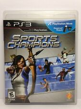 Sony- PS3 Sports Champions