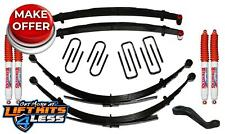 "Skyjacker D492CDKS-H 4"" Lift Kit w/Hydro Shocks for 92-93 Dodge W250/W350 Diesel"