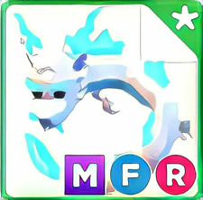 Roblox Adopt Me Mega Neon Fly Ride MFR Frost Fury