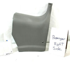 1994-2004 MUSTANG OEM PASSENGER GRAY (PAINT TO COLOR) SIDE KICK TRIM PANEL
