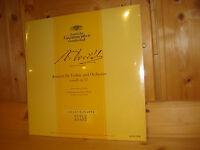 Dvorak Violin Concerto JOHANNA MARTZY FRICSAY DGG CLEARAUDIO 180g LPM 18152 NEW
