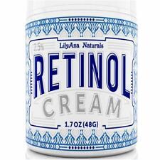 LilyAna Naturals Retinol Cream for Face - Retinol Cream, Anti Aging Cream, Retin