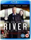River: The Complete Series Blu-Ray (2015) Stellan Skarsgård cert 15 2 discs