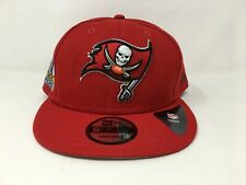New listing Men's NFL New Era 9Fifty Tampa Bay Buccaneers Snapback Hat, Size OS - Red/Multi