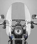 National Cycle Custom Heavy Duty Windshield N2220 55-3809