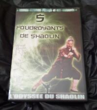 5 Pattern Dragon Claws - French Language DVD - Kung Fu Action