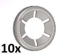10x Starlock 8 mm zingué Rondelle de sécurité serrure vitesse Rondelles d'arrêt