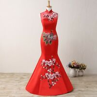 Women Long Sexy Evening Party Ball Prom Gown Formal Bridesmaid Cocktail Dresses