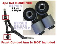 4pcSet Bushings for Front Control Arms fits Acura Integra 94 95 96 97 98 99-01
