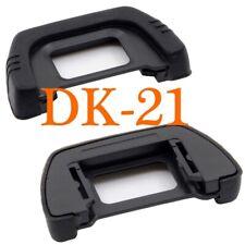 2pcs DK-21 Rubber Black Eye Cup D610 D70S D50 D40 D100 D200 D600 D80 D90 D300 b4