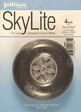 """Sullivan Products SkyLite Wheel For RC R/C Model Airplanes 4 4"""" Inch (1) S881"""