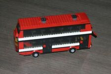city Bus. constructor. openable. Compatible with most branded blocks 26 cm