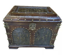 Leather Antique Chests For Ebay