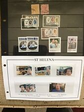 St Helena Covers And Stamps