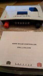 12/24V-24-54V SOLAR CONTROLLER POWER JACK