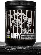 Universal Animal Fury Servings Pre-Workout Powder Citruline BCAA Tyrosine