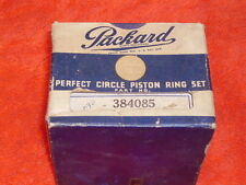 1938-9 Packard  SIX  Piston Ring Set. .030