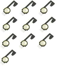 LOT OF 10 NEW Home Key Button Flex replacement CABLE for iphone 4 4G gsm cdma