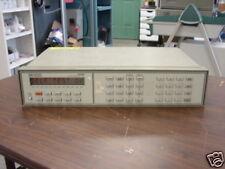 Hewlett Packard HP 3488A Switch/Control Unit