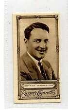 (Jn609-100)Edwards Ringer&Bigg,Cinema Stars,Bryant Washburn,1923 #35