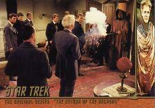 Star Trek Original TOS Season 1 Chase Character Log C44 Return Archons