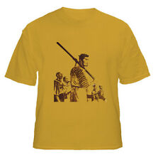 Seven Samurai Akira Kurosawa Japanese T Shirt