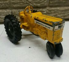 GC Vintage Yellow Minneapolis Moline Metal Toy Tractor - ERTL, Co. ERSKA