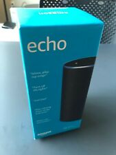 NEW SEALED Amazon Echo (2nd Generation) Smart Assistant - Charcoal Fabric