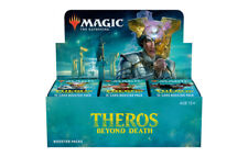 Magic the Gathering Theros Beyond Death Draft Booster Box *Factory Sealed* Mtg