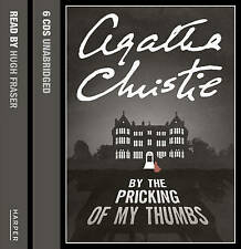 By the Pricking of my Thumbs by Agatha Christie (CD-Audio, 2007)